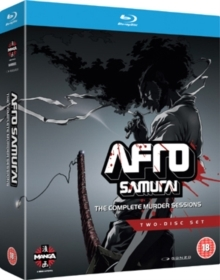 Afro Samurai - The Complete Murder Sessions (Director's Cut, 2 Blu-rays)