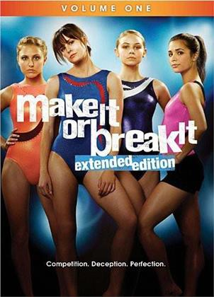 Make It Or Break It - Vol. 1 (Extended Edition, 2 DVD)