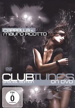 Capella & Picotto Mauro - Clubtunes on DVD (2 DVDs)