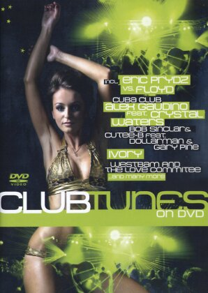 Various Artists - Clubtunes on DVD