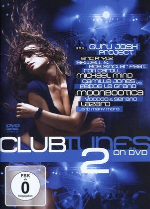 Various Artists - Clubtunes on DVD Vol. 2