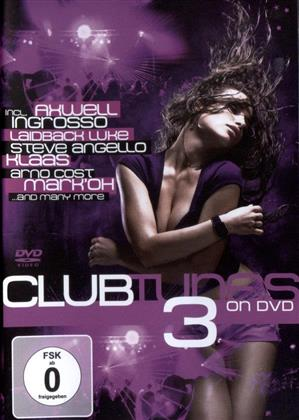 Various Artists - Clubtunes on DVD Vol. 3