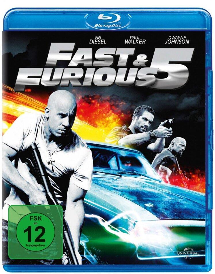 Fast & Furious 5 (2011)