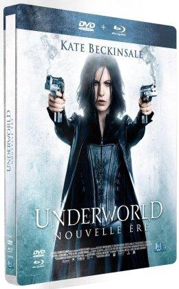 Underworld 4 - Nouvelle ère (2012) (Steelbook, Blu-ray + DVD)