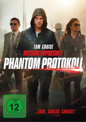 Mission: Impossible 4 - Phantom Protokoll (2011)