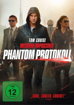 Mission: Impossible 4 - Phantom Protokoll (2011)