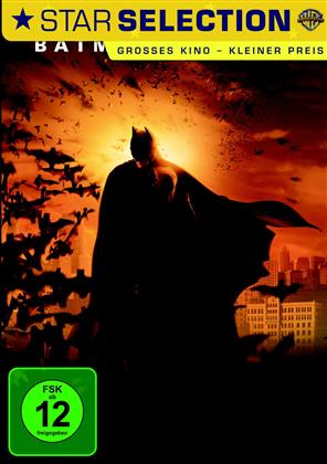 Batman Begins (2005) (Single Edition)