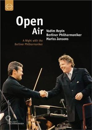 Berliner Philharmoniker, Mariss Jansons, … - Open Air - A Night with the Berliner Philharmoniker (Euro Arts)