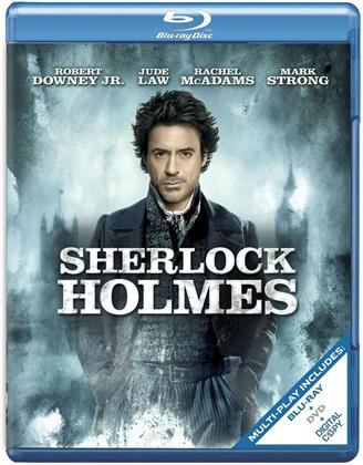 Sherlock Holmes (2010) (Blu-ray + DVD)