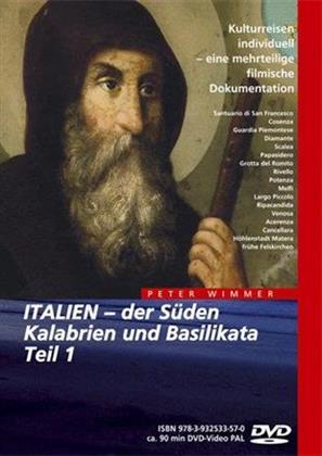 Italien - Der Süden Kalabrien und Basilikata - Teil 1