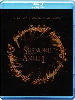 Il signore degli anelli - La Trilogia (3 Blu-ray + 3 DVD)