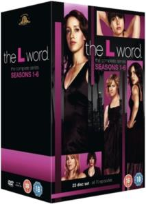 The L-Word - Seasons 1-6 (23 DVDs)