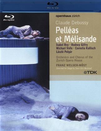 Opernhaus Zürich, Franz Welser-Möst, … - Debussy - Pelléas et Mélisande (TDK)