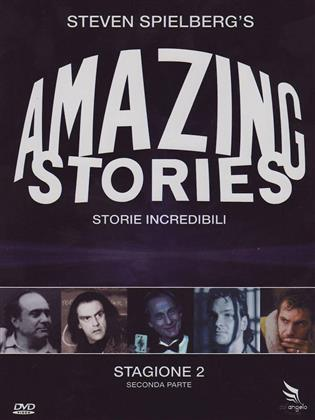 Amazing Stories - Stagione 2.2 (3 DVDs)