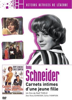 Carnets secrets d'une jeune fille (Collection acteurs, actrices de légende)