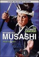 The Ultimate Samurai - Miyamoto Musashi (Collector's Edition, 5 DVDs)