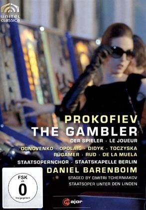 Staatskapelle Berlin, Daniel Barenboim, … - Prokofiev - The Gambler (C Major, Unitel Classica)