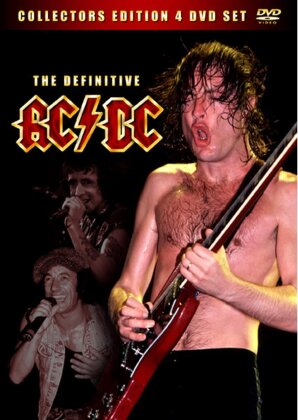 AC/DC - The Definitive AC/DC (4 DVDs)