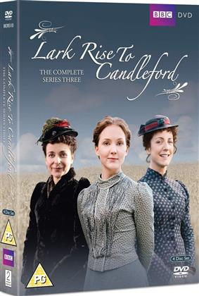 Lark Rise to Candleford - Series 3 (BBC, 4 DVDs)
