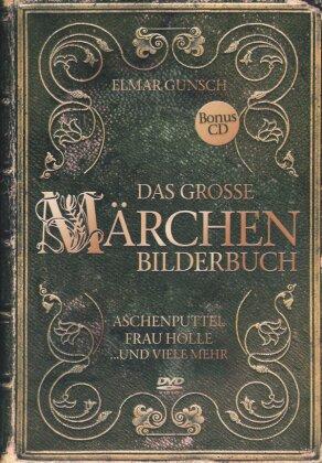 Elmar Gunsch - Das grosse Märchenbilderbuch (DVD + CD)