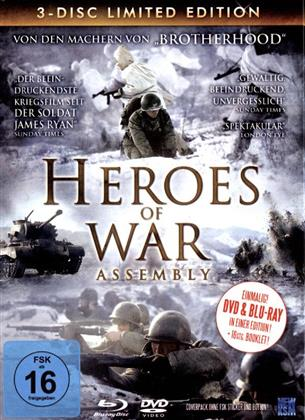 Heroes of War - Assembly (2007) (Limited Edition, Blu-ray + 2 DVDs)