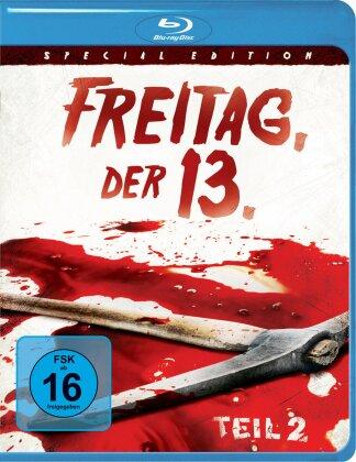 Freitag der 13. - Teil 2 (1981) (Special Edition)