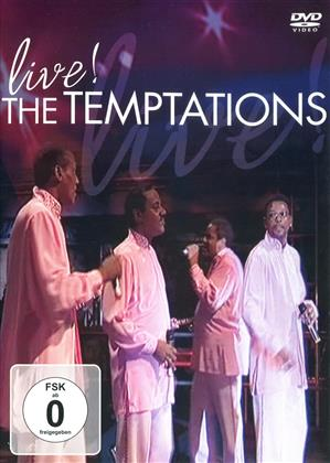 The Temptations - Live! (Inofficial)