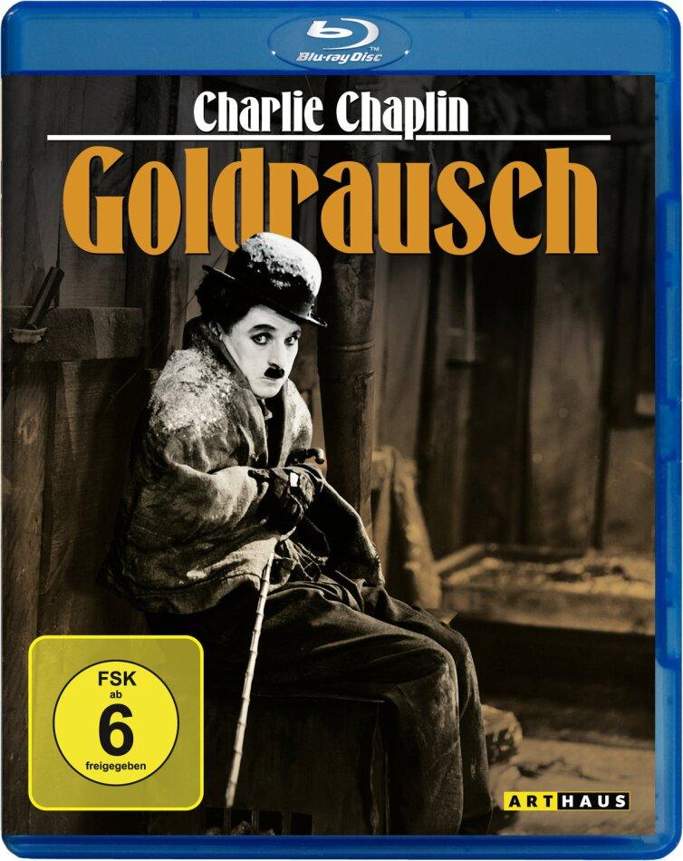 Charlie Chaplin - Goldrausch (1925) (Arthaus)