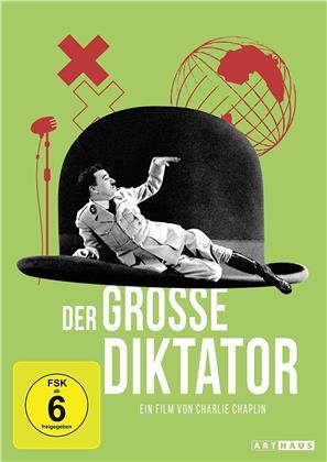 Charlie Chaplin - Der grosse Diktator (1940) (Arthaus, n/b)