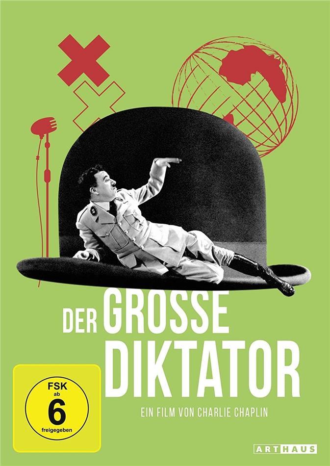 Charlie Chaplin - Der grosse Diktator (1940) (Arthaus, s/w)