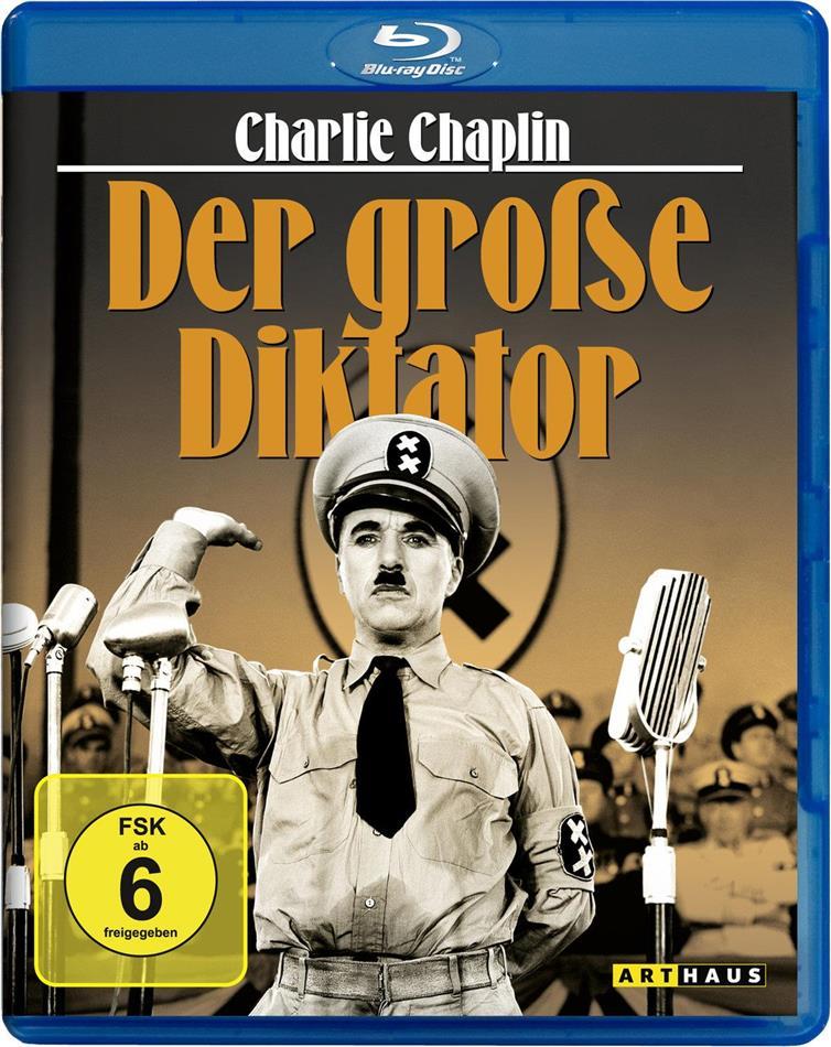 Charlie Chaplin - Der grosse Diktator (1940) (Arthaus)