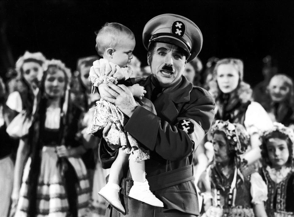 charlie chaplin - der grosse diktator (1940) (arthaus