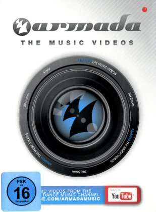 Various Artists - Armada Music Videos (DVD + CD)