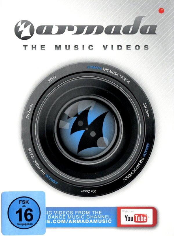 Various Artists - Armada Music Videos (DVD + CD)
