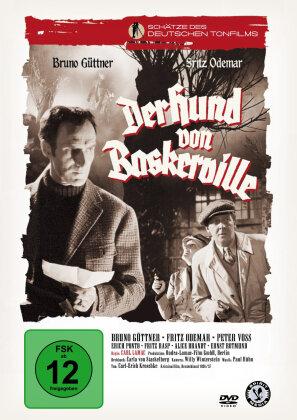 Der Hund von Baskerville - (Schätze des deutschen Tonfilms)