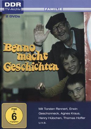 Benno macht Geschichten (2 DVD)