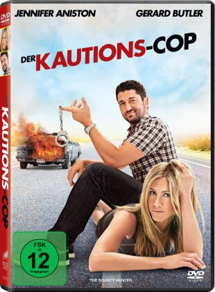Der Kautions-Cop - The Bounty Hunter (2010) (2010)