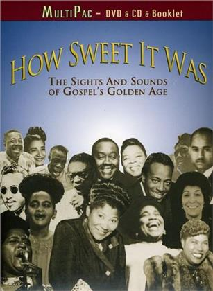 Various Artists - How Sweet It Was: The Sights and Sounds of Gospel'