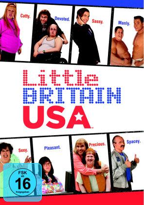 Little Britain USA (2 DVDs)