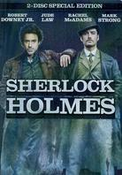 Sherlock Holmes (2010) (Special Edition, Steelbook, 2 DVDs)