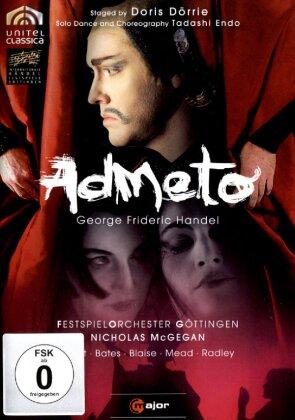 Festspielorchester Göttingen, Nicholas McGegan, … - Händel - Admeto, Re di Tessaglia (Unitel Classica, C Major)