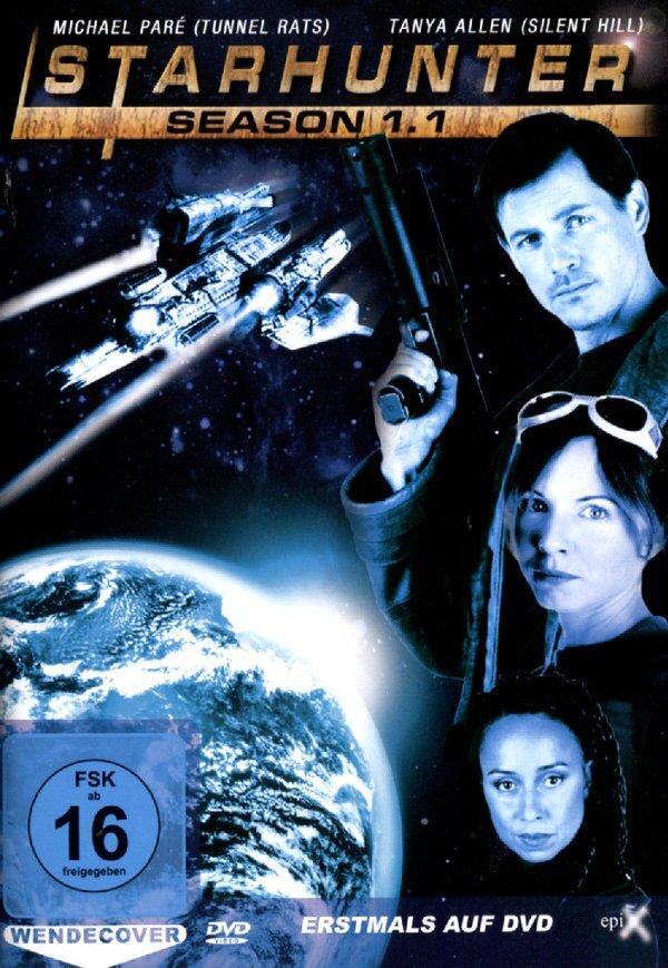 Starhunter - Staffel 1.1 (2 DVDs)