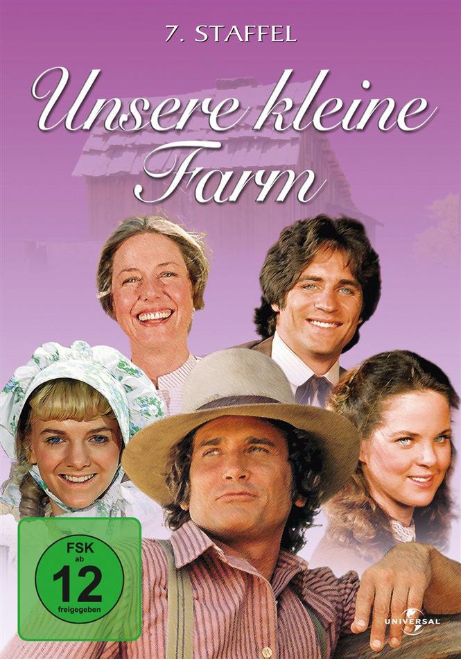 Unsere kleine Farm - Staffel 7 (6 DVDs)