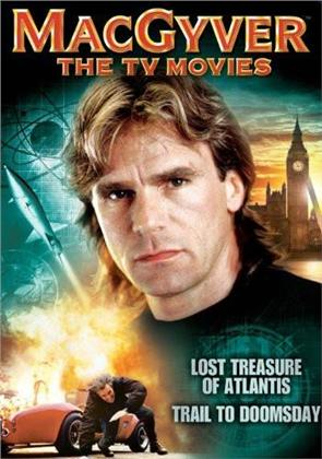 MacGyver - The TV Movies - Lost Treasure of Atlantis / Trail to Doomsday