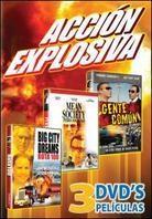 Accion Explosiva (3 DVDs)