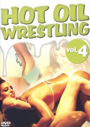 Hot oil wrestling - Vol. 4
