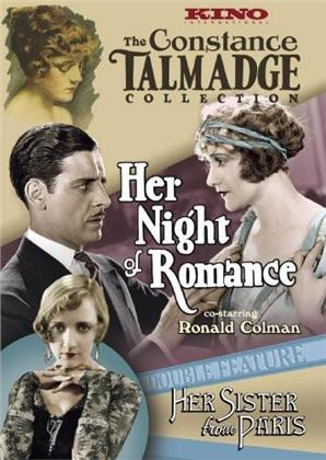 Her Night of Romance / Her Sister from Paris