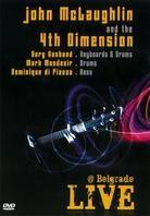 Mclaughlin John And The 4th Dimension - Live Belgrade