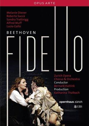 Opernhaus Zürich, Bernard Haitink, … - Beethoven - Fidelio (Opus Arte)