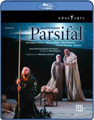 Deutsches Symphonie-Orchester Berlin, Kent Nagano, … - Wagner - Parsifal (2 Blu-rays)